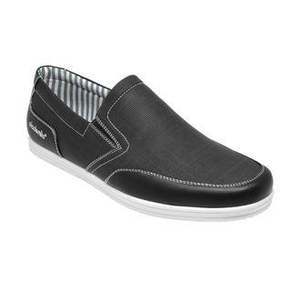 Akademiks Men's 'Adam' Black Casual Shoes