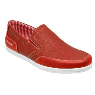 Akademiks Men's 'Adam' Red Casual Shoes