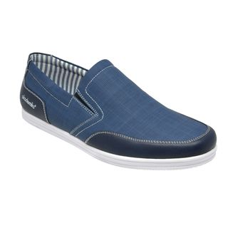 Akademiks Men's 'Adam' Navy Casual Shoes