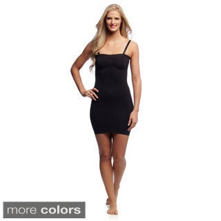 Body Beautiful Women's Seamless Full Body Slip Shaper