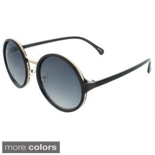 EPIC Eyewear Metal Insert 50 mm Round Sunglasses