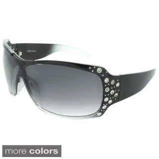 EPIC Eyewear Women's 65mm Shield Sunglasses