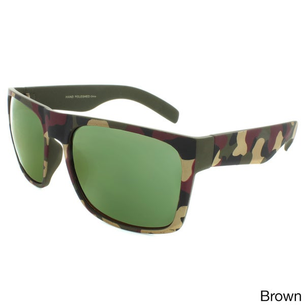 EPIC Eyewear 57mm Square Sunglasses
