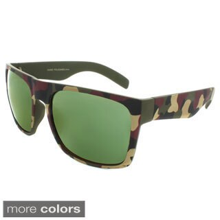EPIC Eyewear 57mm Square Sunglasses
