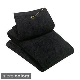 Premium Tri Fold Golf Towel