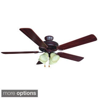 Calder 52-inch 4-light Indoor Ceiling Fan