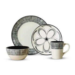 Pfaltzgraff Everyday Gramercy 16-piece Dinnerware Set