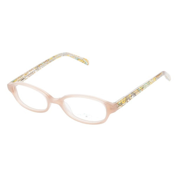 Vera Bradley Kaylee LMP Lemon Parfait Prescription Eyeglasses