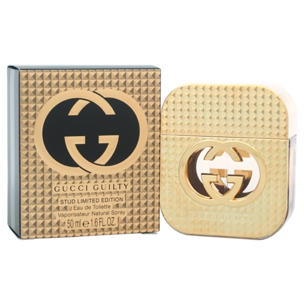 Gucci Guilty Stud Women's 1.6-ounce Eau de Toilette Spray (Limited Edition)