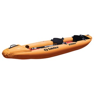 Soltce Trekker Inflatable Duo Kayak