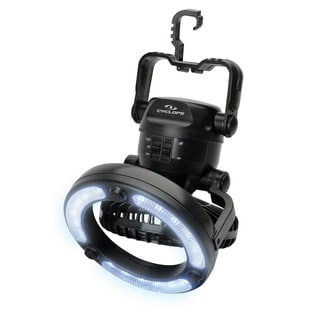 GSM Cyclops Portable Fan Light