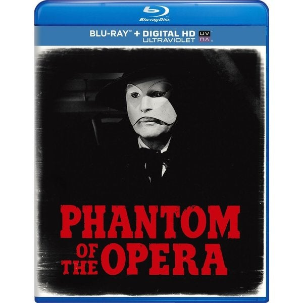 Phantom Of The Opera (Blu-ray Disc) 13250796