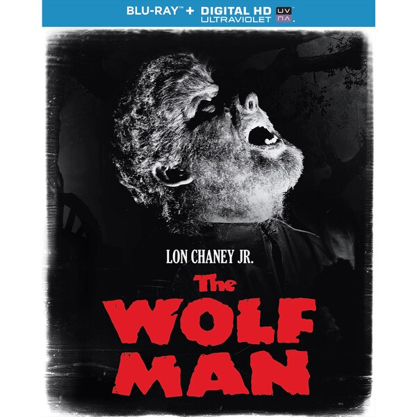 The Wolf Man (Blu-ray Disc) 13250797