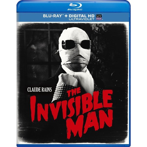The Invisible Man (Blu-ray Disc) 13250799