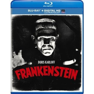 Frankenstein (Blu-ray Disc)