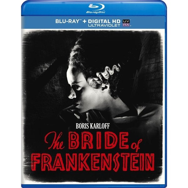 The Bride Of Frankenstein (Blu-ray Disc) 13250801