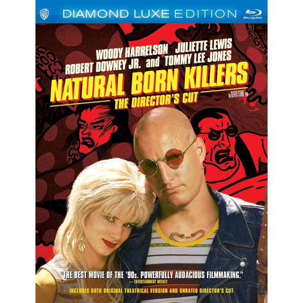 Natural Born Killers: 20th Anniversary (Blu-ray Disc) 13250816