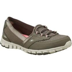 Women's Skechers EZ Flex Flicker Charcoal/Gray