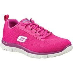Women's Skechers Flex Appeal Sweet Spot Pink/Purple