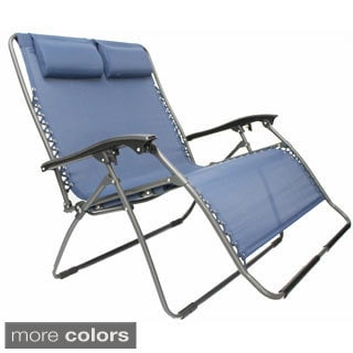 Zero Gravity Loveseat Lounger