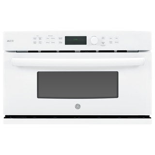 GE 1.7-cubic-foot White Speed Oven