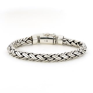 Samuel B Imperial Men's Braided Bracelet
