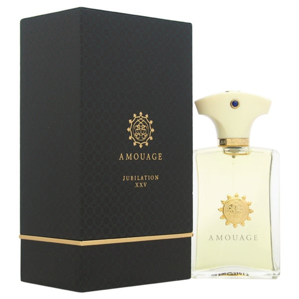 Jubilation XXV Amouage Men's 1.7-ounce Eau de Parfum Spray