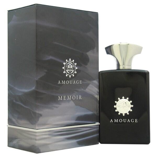 Memoir Amouage Men's 3.4-ounce Eau de Parfum Spray