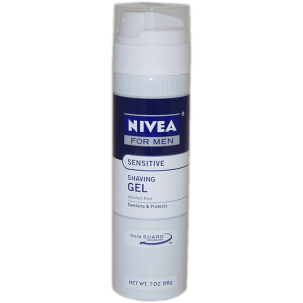 Nivea Men's 7-ounce Sensitive Shaving Gel