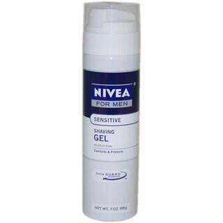 Nivea Men's 7-ounce Sensitive Shaving Gel
