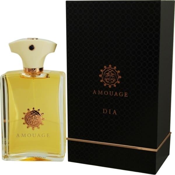 Dia Amouage Men's 3.4-ounce Eau de Parfum Spray