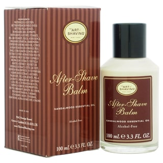 The Art of Shaving for Men 3.3-ounce Sandalwood After-Shave Balm