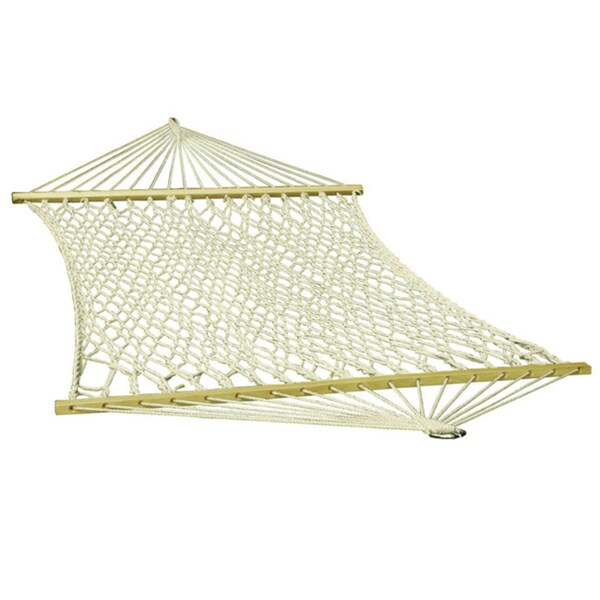 Algoma 11-foot Cotton Rope Hammock