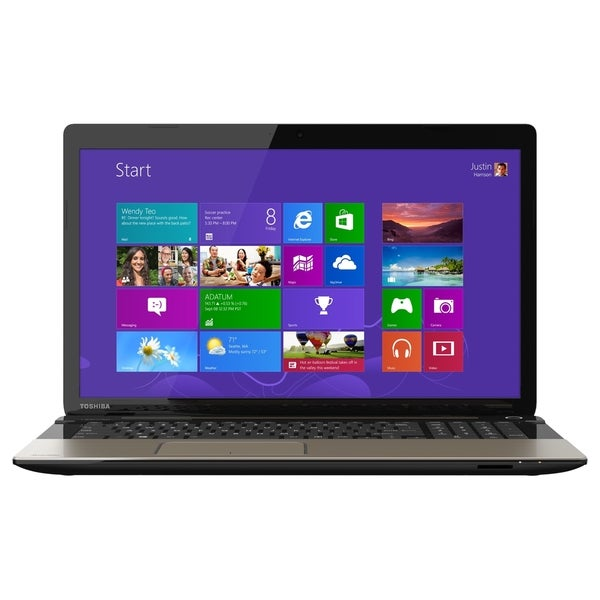 "Toshiba Satellite L75-B7240 17.3"" LED (TruBrite) Notebook - Intel Cor"