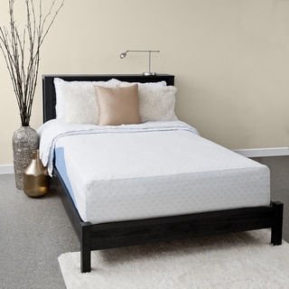 Priage 12-inch King-sze Gel Memory Foam Mattress
