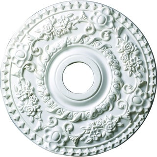 18-inch Round Exquisite Ceiling Medallion