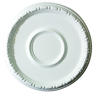16-inch Classic Round Ceiling Medallion
