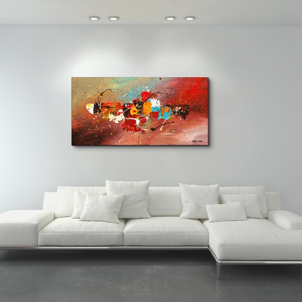 Boundaries 24x48 Canvas Art Print 16354250 Shopping The Best Prices On