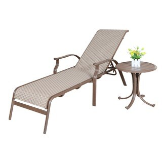 Holidays for Alyssa outdoor chaise