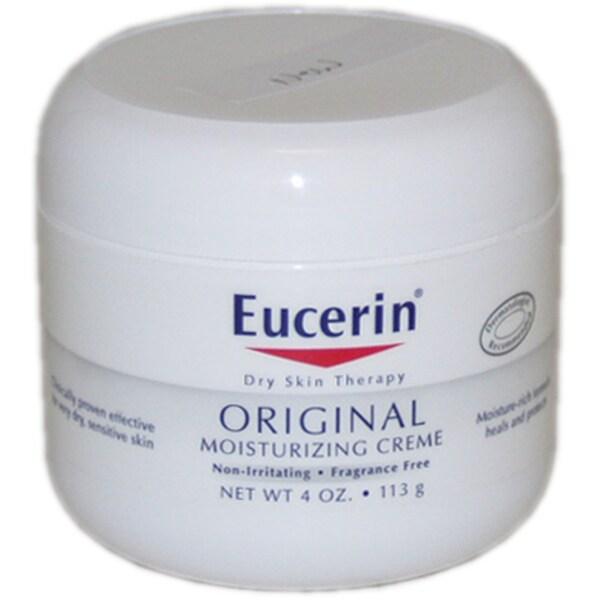 Eucerin 4-ounce Original Moisturizing Creme