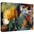 Dean Uhlinger 'The Living Desert' Gallery-wrapped Canvas