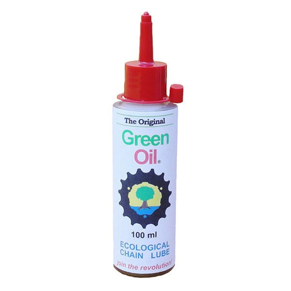 The Original Green Oil Ecological Chain Lube