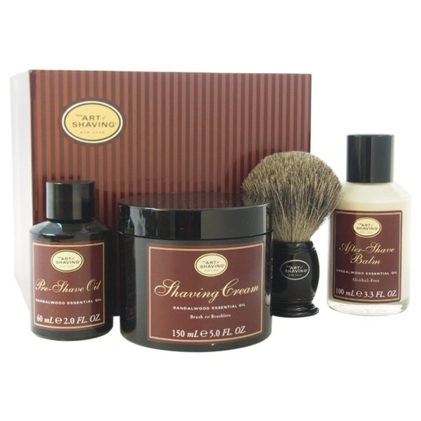 The 4 Elements of The Perfect Shave Kit