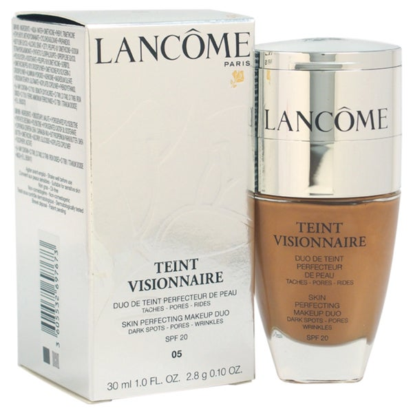Lancome Teint Visionnaire Skin Perfecting Makeup Duo # 05 Beige Noisette Foundation