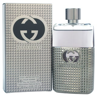 Gucci 'Guilty Stud' Men's 3-ounce Eau de Toilette Spray (Limited Edition)