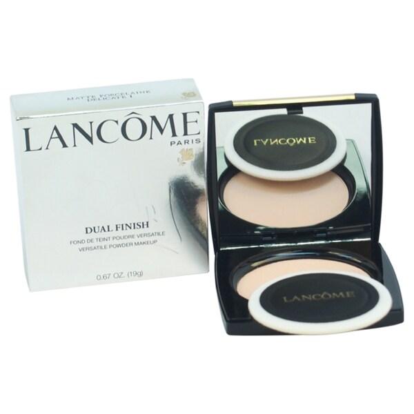 Lancome Dual Finish Versatile # Matte Porcelaine Delicate I Powder