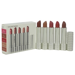 Clinique Long Last 5-piece Lipstick Set