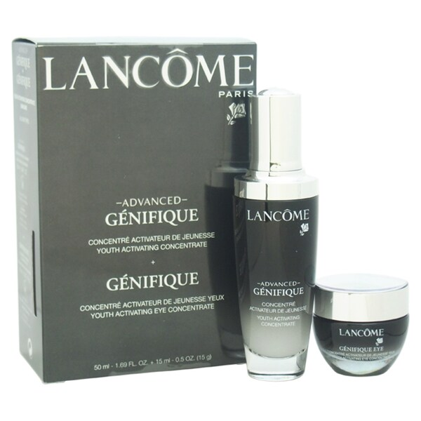 Lancome Advanced Genifique Youth Activating Concentrate Skincare 2-piece Set