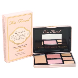 Too Faced The Secret To No Makeup Makeup Fresh & Flawless Face Palettte