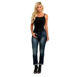 Rich & Skinny Women's 'Harvest' Ankle Roll Crop Jeans
